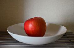 Better an apple given than eaten