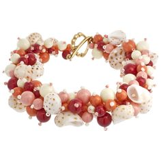Coral Reef Anemone Bracelet | Fusion Beads Inspiration Gallery