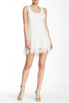 Gwen Lace Babydoll Dress