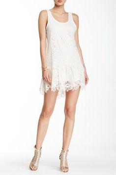 Gwen Lace Babydoll Dress