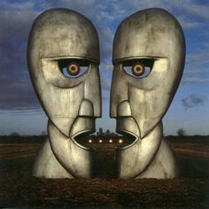 "A great Pink Floyd poster! The Storm Thorgerson (Hipgnosis) album cover art from the Division Bell LP! Take some ""Time"" to check out the rest of our amazing selection of Pink Floyd posters! Need Poster Mounts. Pink Floyd Album Covers, Iconic Album Covers, Greatest Album Covers, Music Album Covers, Music Albums, Storm Thorgerson, David Gilmour, Discos Pink Floyd, Pink Floyd Keep Talking"