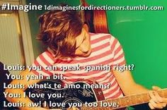 Find images and videos about one direction, louis tomlinson and on We Heart It - the app to get lost in what you love. Louis Imagines, 1d Imagines, One Direction Imagines, Liam James, James Horan, 1d Day, Cher Lloyd, Five Guys, Irish Boys