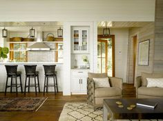 Cottage Great Room - Find more amazing designs on Zillow Digs!