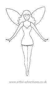 Afbeeldingsresultaat voor Free Fairy template