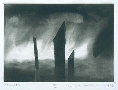 Stenness - Norman Ackroyd