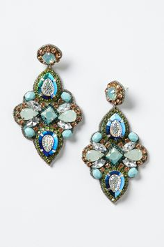 These would be stunning in Sheridan. Crystal Lagoon Drops.