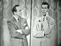 Jack Gives Johnny Carson Advice (1955)