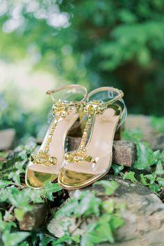 'Intimate and Relaxing': Jackie & Gareth's Connemara Wedding Bridal Shoes, Wedding Shoes, Hotel Wedding, Our Wedding, Adare Manor, Long Engagement, Christian Louboutin Sandals, Irish Cottage, Connemara