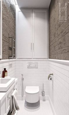 Remodeling Your Bathroom - How to Pick Your Great New Toilet - Uncinetto Narrow Closet Design, Closet Designs, Small Toilet Room, Small Laundry Rooms, Bad Styling, Toilet Design, Cool Apartments, Bathroom Design Small, Bathroom Styling