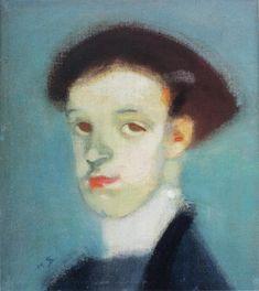Helene Schjerfbeck, Portraits, Portrait Art, Artist Project, Realism Art, True Art, Life Drawing, Art History, Sketches