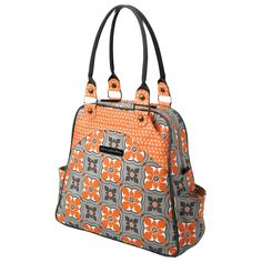 Petunia Pickle Bottom : Certified Seconds & Discontinued Classics : PPB Sashay Satchel