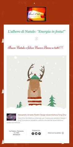 """L'albero di Natale: """"Energia in festa!"""""""