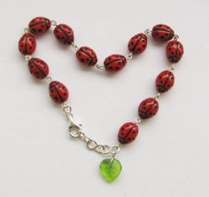 Ladybugs IV by woodfairy on Etsy, $15.00