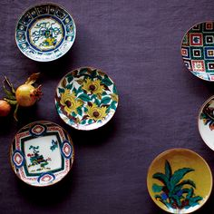 kraso [クラソ]|アレックス・カーさんが見立て 日本の美しいもの 九谷焼6選まめ皿セットの会(6回限定コレクション)|フェリシモ