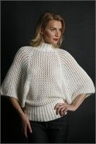 Click to Enlarge Yarn Store, Capelet, Warm Weather, Hand Knitting, Swatch, Chloe, Knitwear, Knits, Pullover
