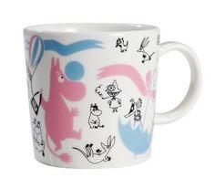 150周年限定 ARABIA Moomin Mug