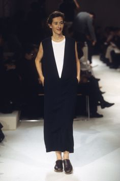 Hermès Spring 2000 Ready-to-Wear Fashion Show Collection