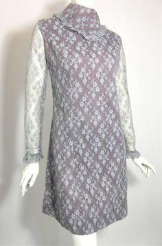 Dorothea's Closet Vintage that 70's Dress 70s dresses hippie dress peasant maxi