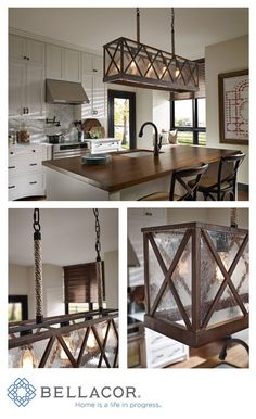 The Feiss Lumiere four light billiard island chandelier is based on French countryside influences and a hand-crafted, artisan aesthetic, the Lumière Collection is rich in texture and celebrates a classic lantern silhouette. http://www.bellacor.com/productdetail/feiss-f2957-4dwo-orb-lumiere-dark-weathered-oak-and-oil-rubbed-bronze-four-light-chandelier-1542574.htm?partid=social_pinterestad_1542574