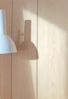 LINE pine interior panel by Karell Design Pine, Wall Lights, Lighting, Interior, Design, Home Decor, Pine Tree, Appliques, Decoration Home