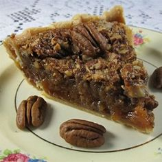Kentucky Pecan Pie - Allrecipes.com Add another 1/4-1/2 cup of pecans and 3/4 tsp vanilla.