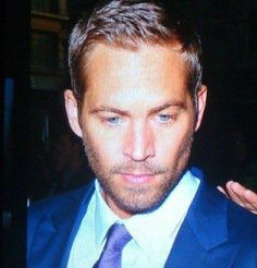 Paul Walker's icy blue.
