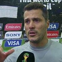 Preferia perder de 1 a 0 com erro meu, diz Julio (Reprodução/TV Globo)