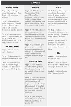 dieta hcg fase 2 alimentos - Pesquisa Google