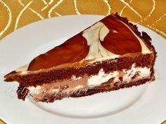 Milka torta s flekama