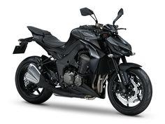 Kawazaki Z1000 noir, 11990€