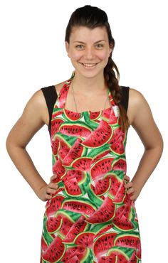 Funky Food Apron