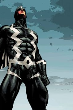 Black Bolt by Mike Deodato Jr., colors by Alexandre Palomaro Hq Marvel, Marvel Comics Art, Marvel Comic Books, Comic Book Characters, Comic Book Heroes, Marvel Characters, Marvel Heroes, Comic Character, Comic Books Art