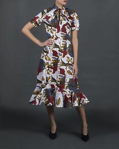 Anna Dress -NEW STYLE