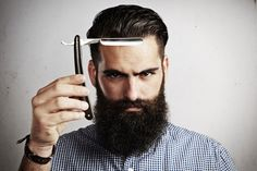 How to Shave Your Beard (If You Have To) - grooming | menstrait.com