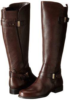 Amazon.com | Naturalizer Women's Joan Riding Boot | Knee-High