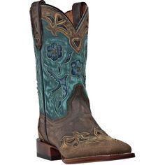 Dan Post CC Bluebird Cowgirl Boots
