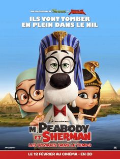 Watch And Download Mr. Peabody & Sherman (2014) Online Free Full Movie Streaming