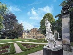 Musik in der Luft und Kultur in jedem Winkel: Bayreuth ©Bayerische Verwaltung der Staatlichen Schlösser, Gärten und Seen