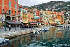 Villafranche sur mer. Favorite place in France. So quaint yet close to Nice if you want big city activity.