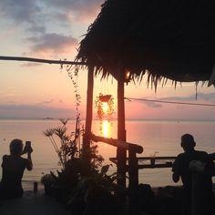 Sunset Phangan
