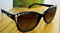 Shop for versace on Etsy, the place to express your creativity through the buying and selling of handmade and vintage goods. Versace Eyewear, Versace Sunglasses, Body Necklace, Casual Chic Style, Playing Dress Up, Chic Outfits, Passion For Fashion, Women's Accessories, Autumn Fashion