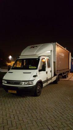 Hajo Sevier ook voor goederen transport service en kwaliteit staan op nr 1 info@sevier.nl of 06-54748075