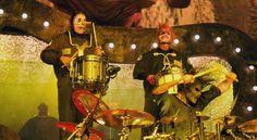 "Chris Fehn & Shawn ""Clown"" Crahan (Slipknot)"
