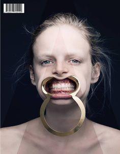 Iris Van Herpen / A Magazine