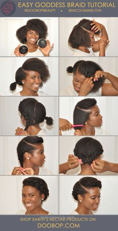 Simple but cute protective hair style… Simple but cute protective hair style http://www.fashionhaircuts.party/2017/05/10/simple-but-cute-protective-hair-style/