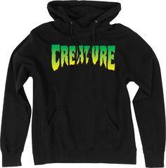 Creature Logo Hd/Swt M-Black