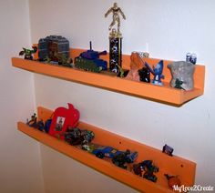 Super Easy Shelves - for Skylanders