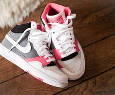 Nikes! {smiley face}
