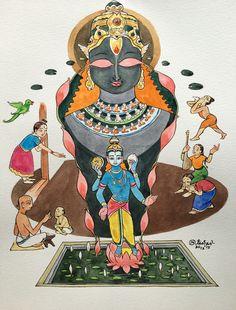 14. Pankajalochana. #Tiruppavai #krishnafortoday