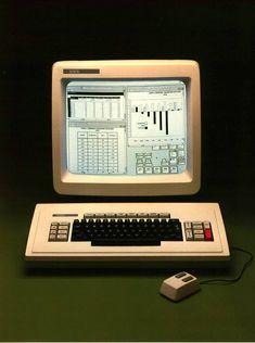 Xerox Star 8010, 1973